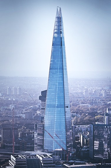 View of 32 London Bridge Street aka The Shard