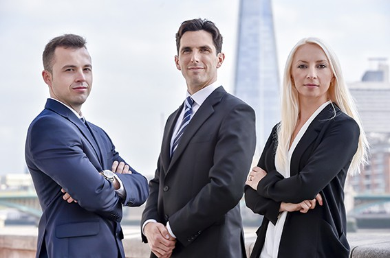 Corporate team photography in London