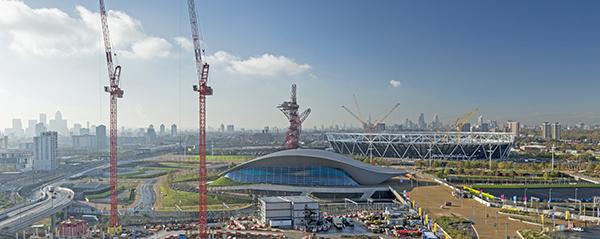 Corporate London city views