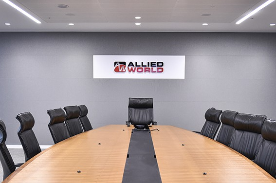 Corporate interior boardroom photography fenchurch street