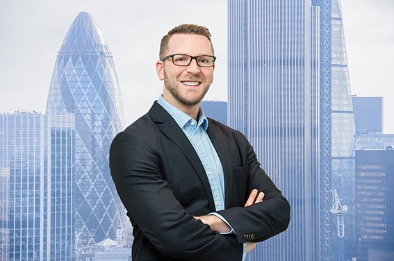 Photoshopped London corporate headshots.