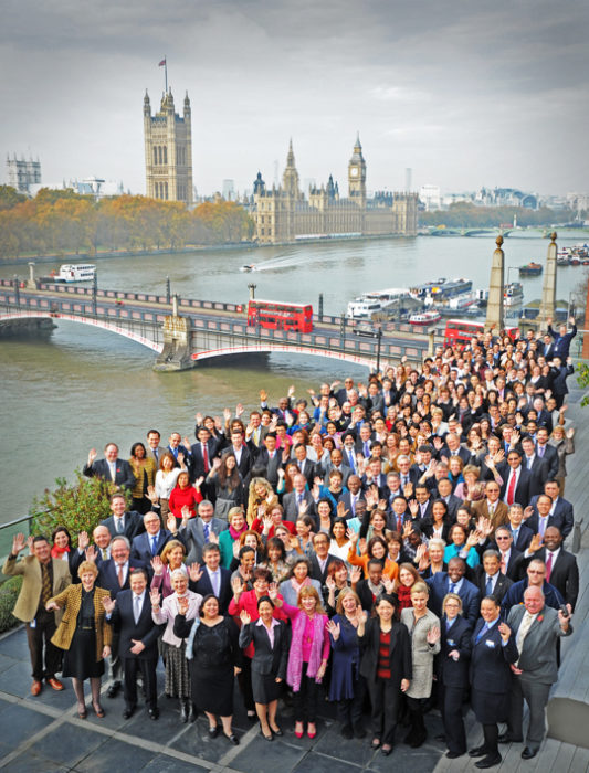 Large group and team photography in London