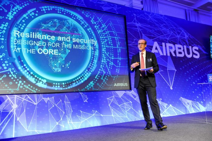 Speaker at Airbus Corporate Event in London