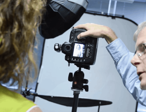 Capturing Corporate Headshots in London Offices