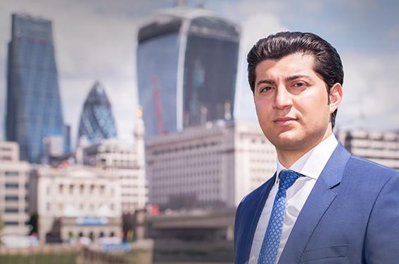 LinkedIn Headshots in The City of London sample 4