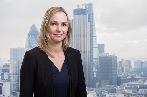 LinkedIn Headshots with added Cityscape in post-production samples 5